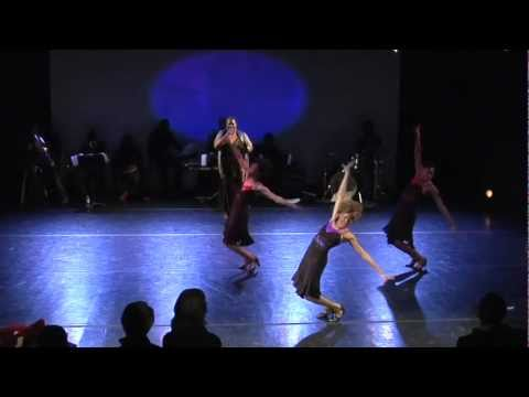 Jazz Ain't Dead, My Man's Gone Now -Choreography by Candice Michelle Franklin