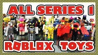 😱 alle Roblox Serie 1 Spielzeug - ein Blick auf jedes Roblox Spielzeug aus Action Series 1 Kollektion 😜