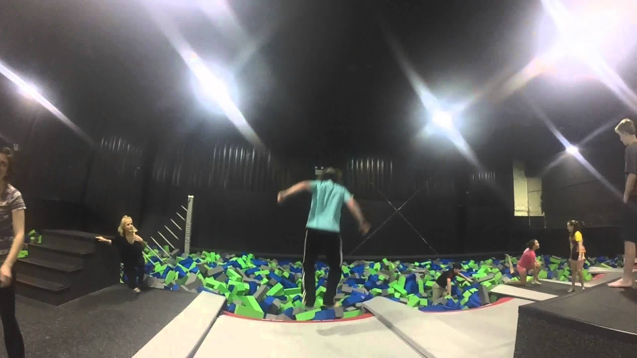 Sector 6 coupons - Sector6 New Orleans Trampoline