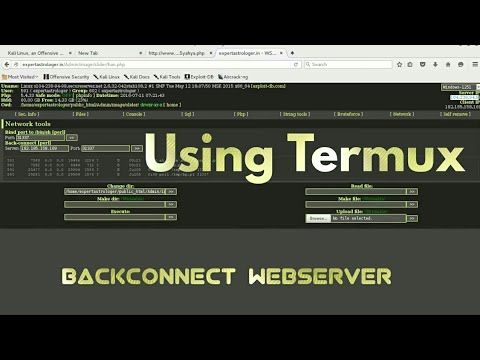 Download Backconnect Backdor Android Di Termux MP3, MKV, MP4