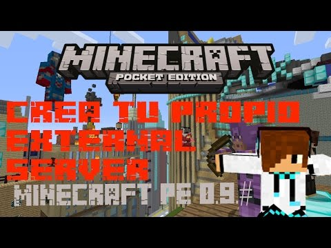 how to join an external server on minecraft pe