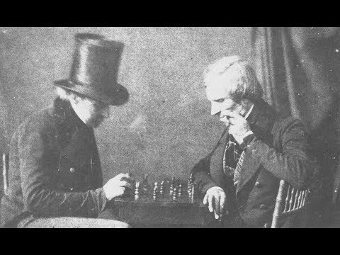 The Earliest Photos Of People Playing Chess From The Victorian Era
