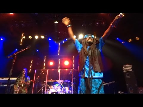 Steel Pulse - Chant a Psalm - live in France 2015