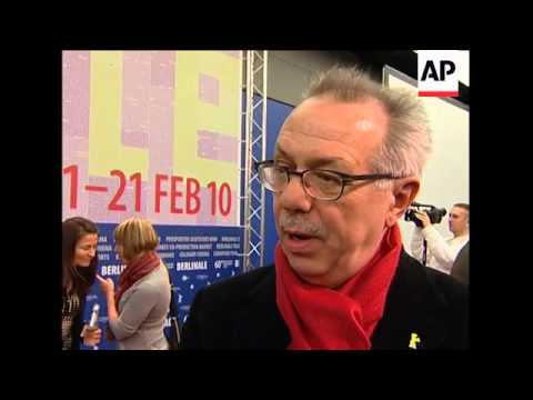 Director of the Berlin Film Festival holds press conference