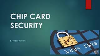 Chip Card PPT