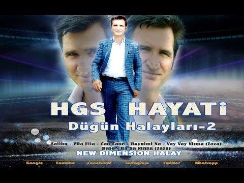HGS Hayati - Dügün Halaylari 2 New !!! Tüm Sosyal Medyada