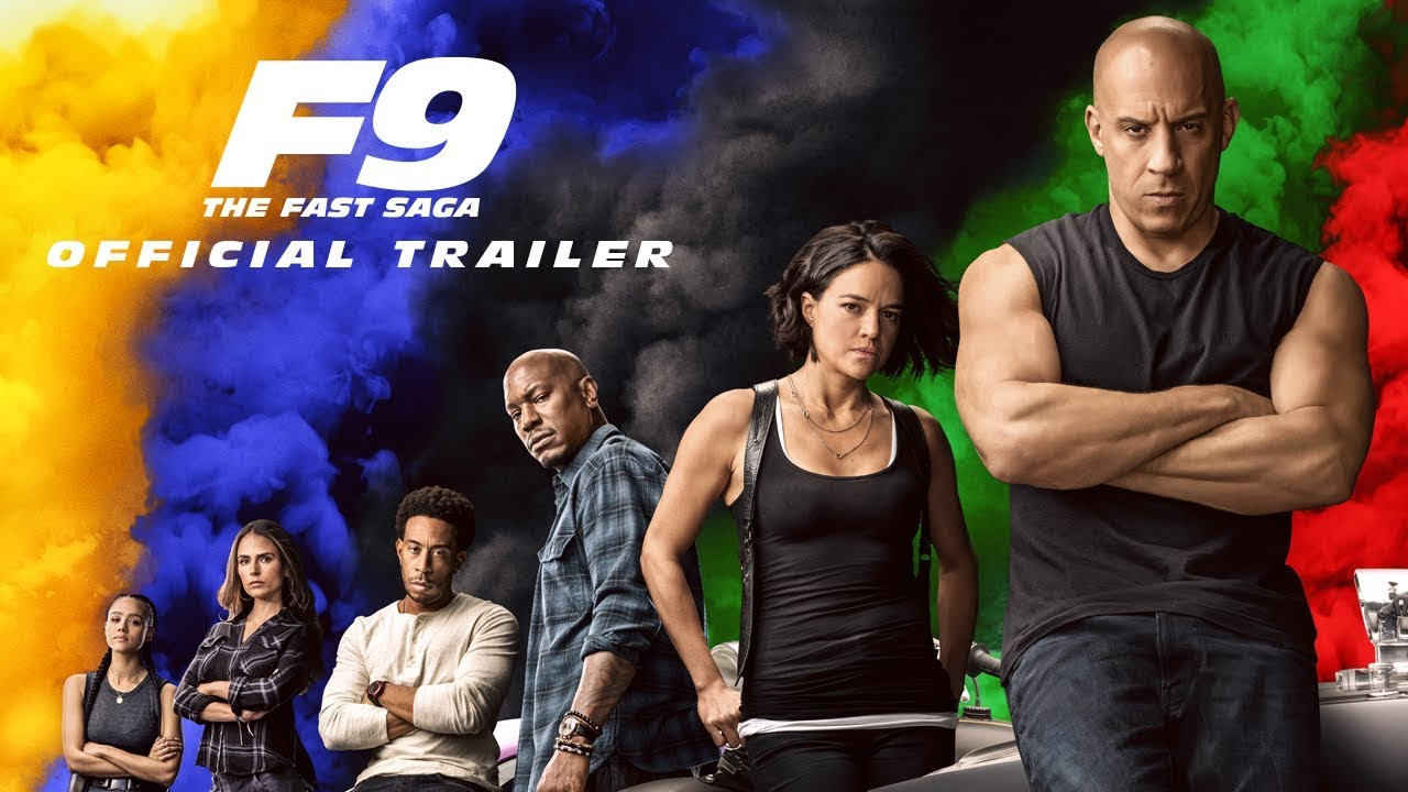 F9 Official Trailer Hd Youtube