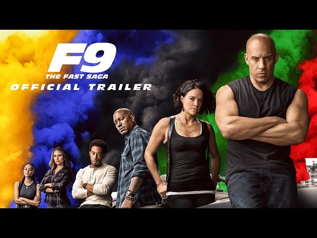 F9 - Official Trailer