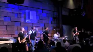 Marcus Miller - Detroit - Jazz at the Bistro with Connor Low