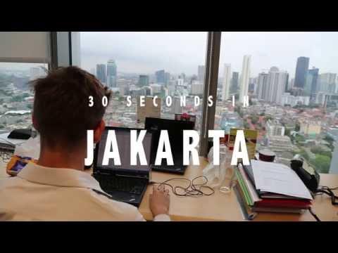 30 Seconds in Jakarta