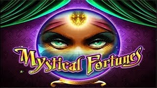 Mystical Fortunes Slot - AWESOME TRIGGER, FIRST SPIN BONUS!