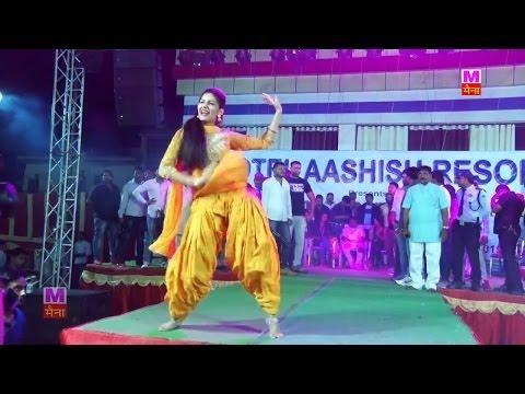 Sapna Hot Sexy सपना हुई गंडाश । देखे कैसे हुई सपना गंडाश।Sapna Latest Dance Video 2017!! Zero Figure
