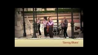 Burt Butlers Jazz Pilgrims - Savoy Blues