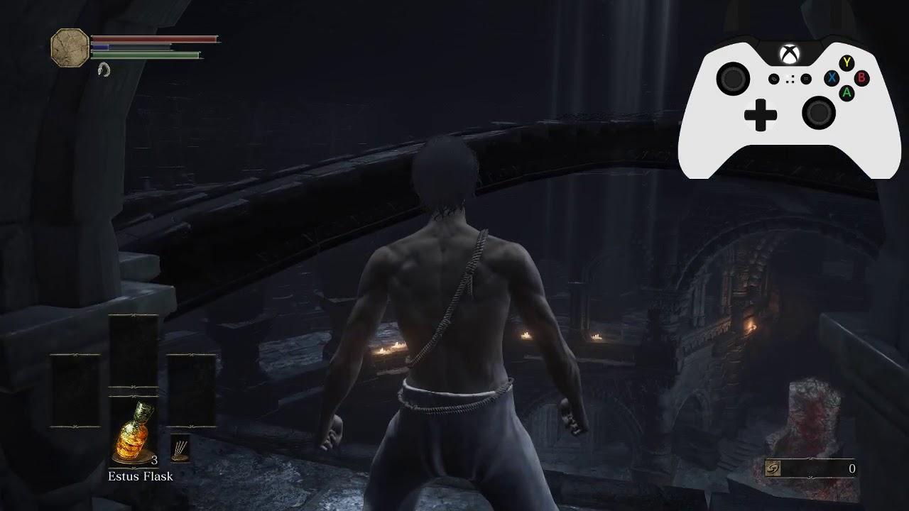 Dark Souls 3 Firelink Shrine Tree Jump 2019 Youtube