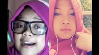 Video Smule Santri duet  dua wanita suara merdu download MP3, 3GP, MP4, WEBM, AVI, FLV Juli 2018