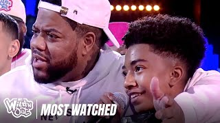 Top 5 Most-Watched June Videos ft. Marsai Martin, Reginae Carter, & More | Wild 'N Out