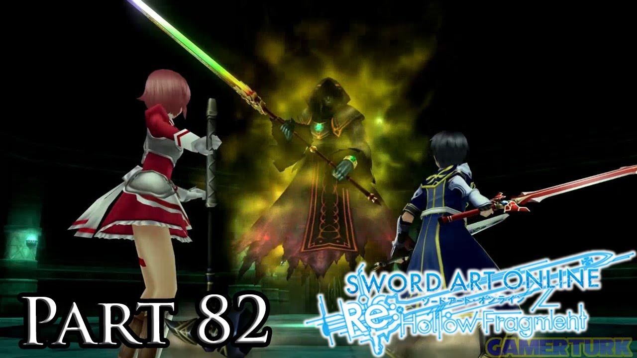 Sword Art Online: Hollow Fragment - Walkthrough Gameplay