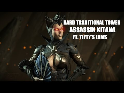 MK X - Hard Traditional Tower - Assassin...