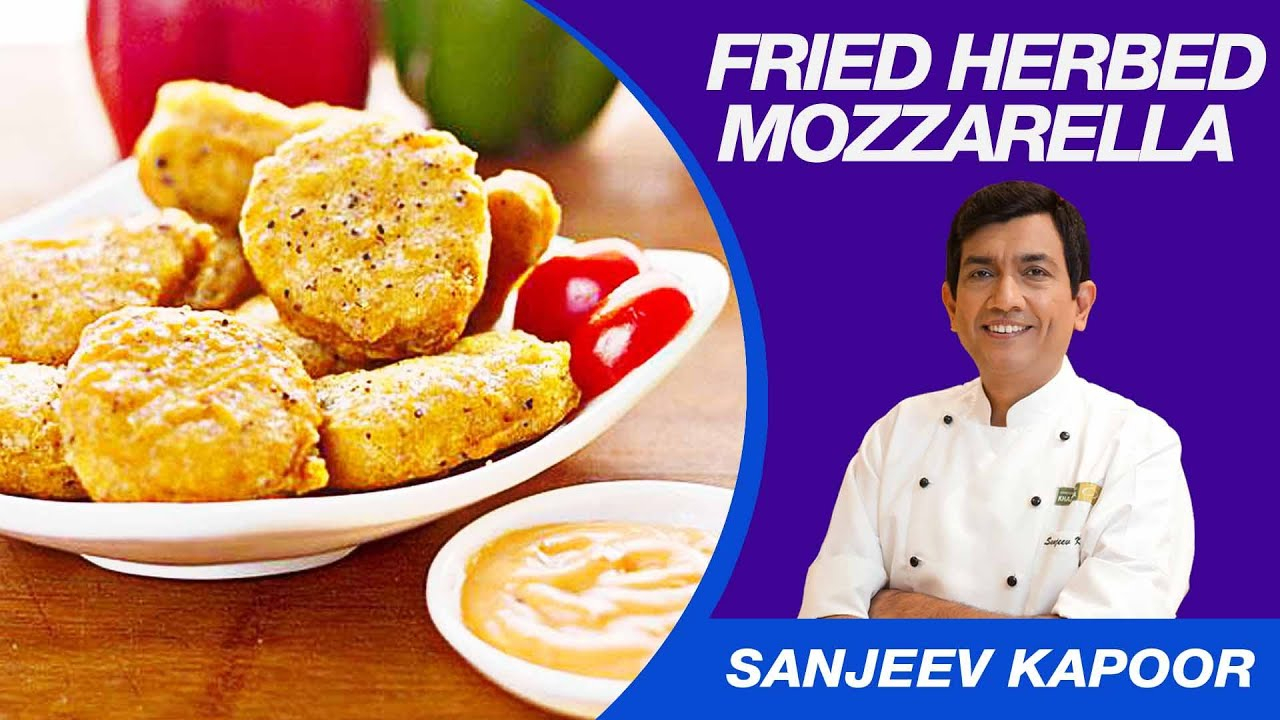 Herbed cheese mozzarella pattice recipe by master chef sanjeev herbed cheese mozzarella pattice recipe by master chef sanjeev kapoor forumfinder Images