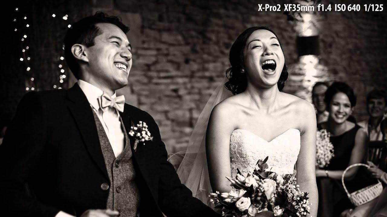 Fuji X Wedding Photography: Shooting A Live Wedding With An X-Series Fujifilm X-Pro2