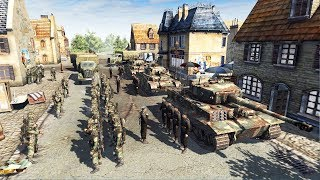 NEW - Doctrine Modes First Look   RobZ Realism 1.25.3   Men of War: Assault Squad 2 Gameplay