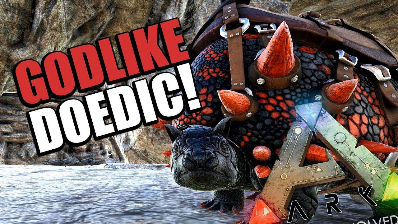 SUPER ETERNAL DOEDICURUS! | MODDED ARK: SURVIVAL EVOLVED | PROMETHEUS ARK  ETERNAL EP3