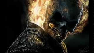 speed painting Ghost rider.wmv