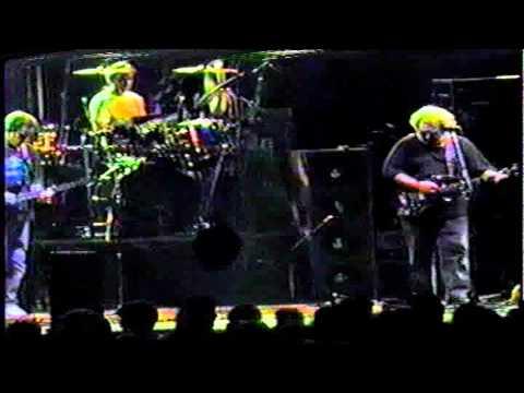 Grateful Dead 3-22-1990 Set 2 Live at Copps Coliseum Hamilton Ontario