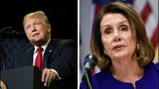 Trump Praises Nancy Pelosi, Calls for Bipartisanship After House Loss