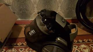 Распаковка пылесоса KIVI