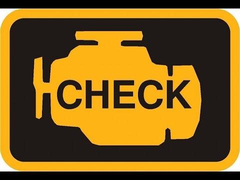 Почему не горит чек при включении зажигания?  ремонт автомобиля