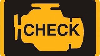 Почему не горит чек при включении зажигания?  ремонт автомобиля(, 2017-03-04T04:31:36.000Z)
