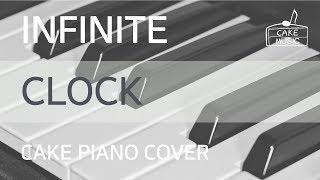 INFINITE(인피니트) - CLOCK / PIANO COVER (피아노커버)