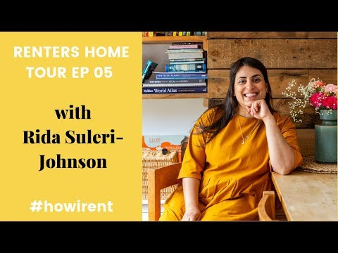 #HOWIRENT HOME TOUR EP 05: WITH RIDA SULERI-JOHNSON thumbnail