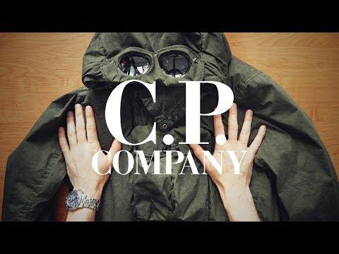 ЭТА КУРТКА БЕСПОЛЕЗНА ДЛЯ ВАС. ОБЗОР C.P. Company RE-COLOUR NYCRA GOGGLE JACKET. // LIVE