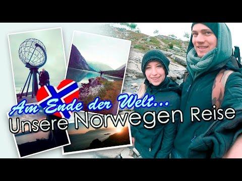 Norwegen Oslo, Alta, Nordkap - Eine Reise ans Ende der Welt | Myra SnöflingaI Vlog #2