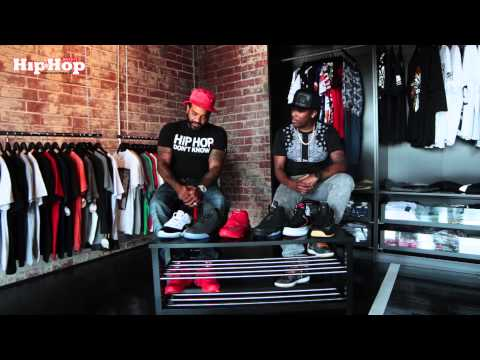 Hip Hop Weekly All Access sits down with Jim Jones to talk Fashion, Music, and More