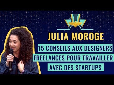 15 Conseils Aux Designers Freelances Pour Travailler Avec Des Startups - Julia Moroge, The Family