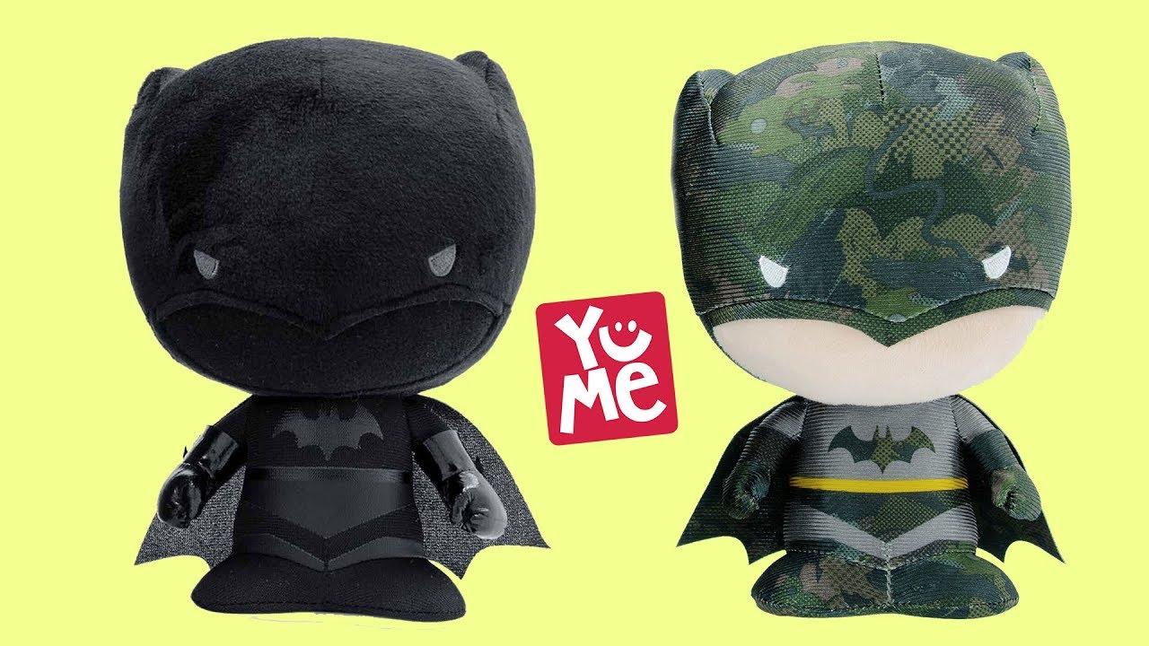Chibi Plush Yume Toys Modern Age Batman 7