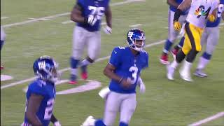 Every Geno Smith throw in Preaseason Week 1!