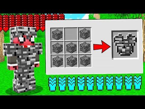 FAKİR DÜNYANIN EN GÜÇLÜ ZIRHINI BULDU! 😱 - Minecraft