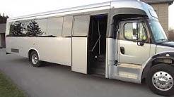 Battisti Customs / Ameritrans Custom Limo Bus
