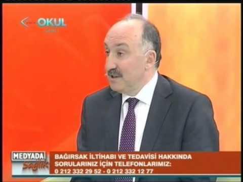 Prof. Dr. Turgut İpek, Bağırsak İltihabı Ve Tedavisi - 1