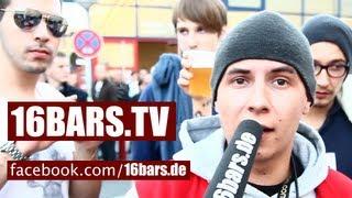 Trailerpark unterwegs auf der Venus 2012 (16BARS.TV)