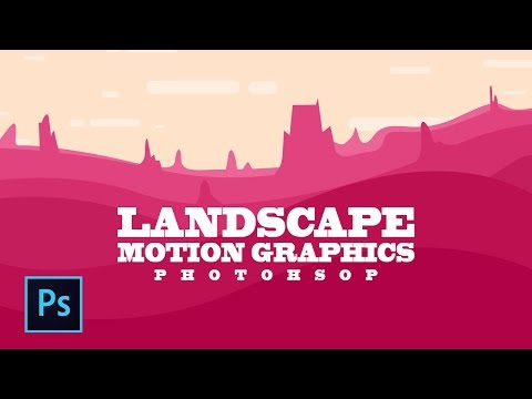 Cara buat Animasi Motion Graphics Photoshop - Photoshop Tutorial Indonesia