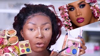 *NEW* MAC X PATRICKSTARRR SPRING COLLECTION | WORTH $50?🤔 | Shalom Blac