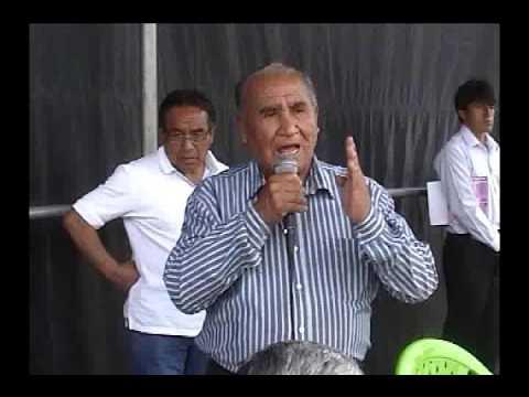Homenaje a Julio Rosales Huatuco