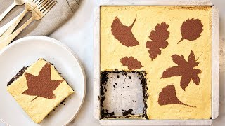 How to Make a Pumpkin Chocolate Icebox Cake | Sunset
