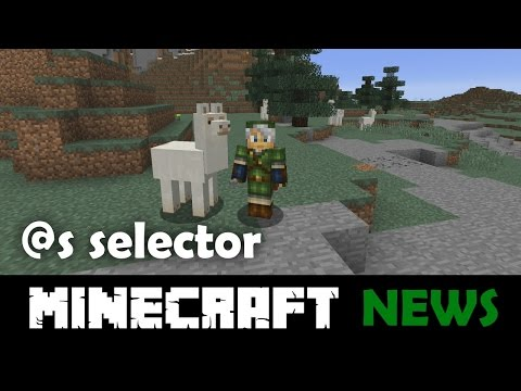 Hidden Minecraft 17w16b Feature: @s Command Selector