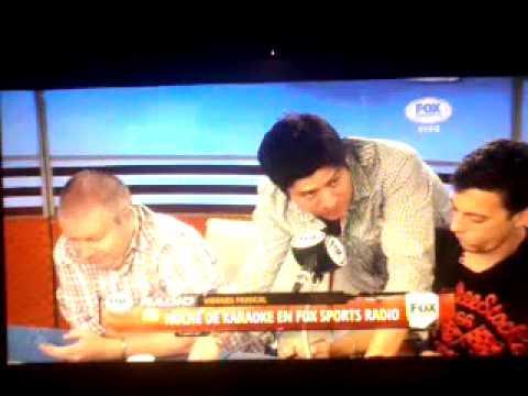 Fox Sports Radio 2014 Especial Karaoke
